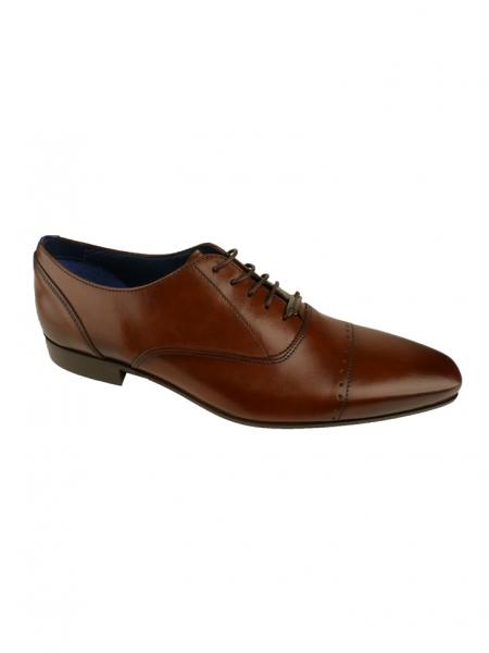 Chaussures Azzaro brandy Dogme