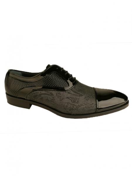 Chaussures Enzo Romano noires